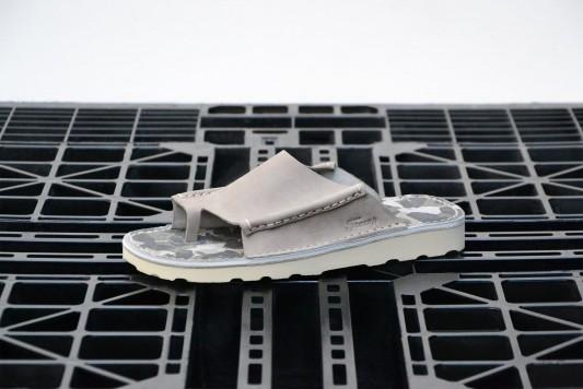 D121 Grey Sandals