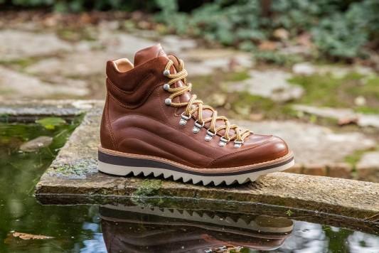 M171 Brandy boots
